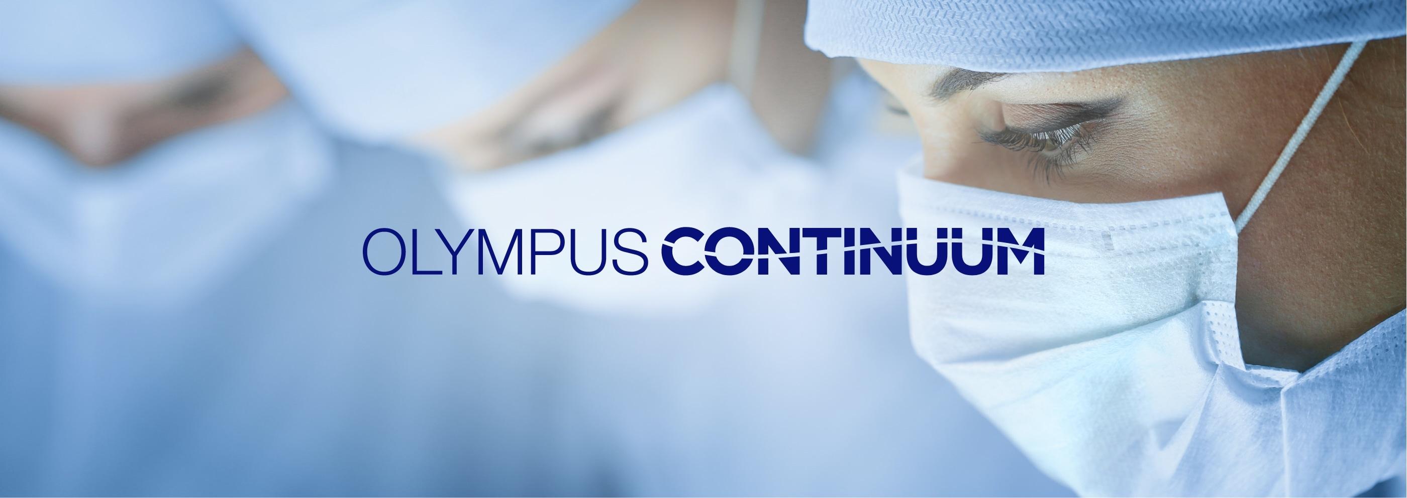 OLYMPUS CONTINUUM